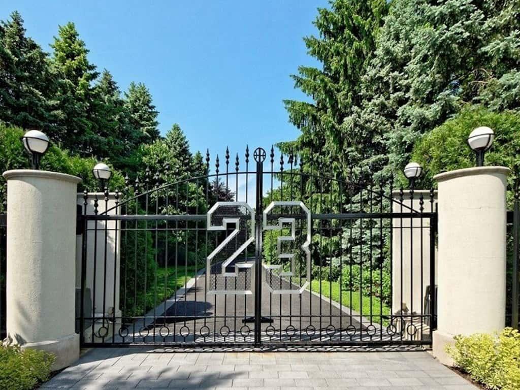 La mansión de Michael Jordan en Chicago está disponible por $14,8 millones