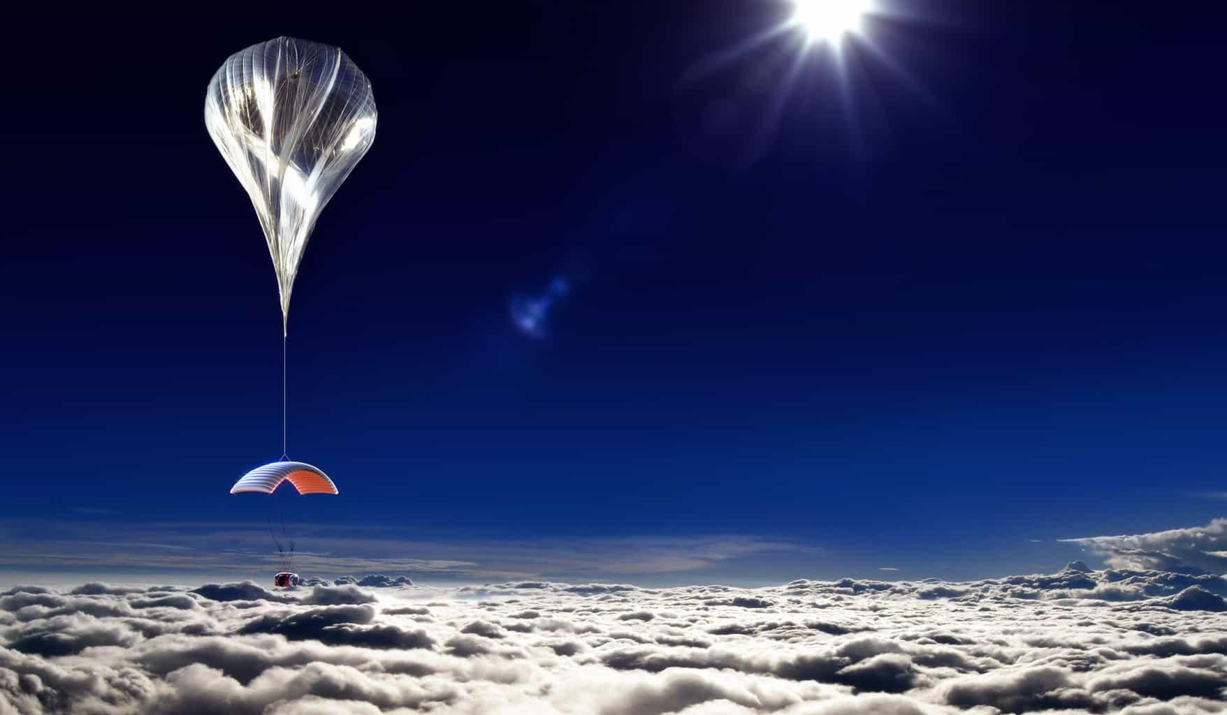Una compañía de Estados Unidos ofrece exclusivos paseos en una góndola espacial hasta el borde del espacio por sólo $75.000