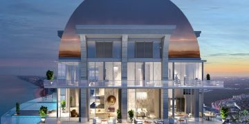 Casa Di Mare: Deleitate con este deslumbrante penthouse de $35 millones en The Estates At Acqualina, Miami