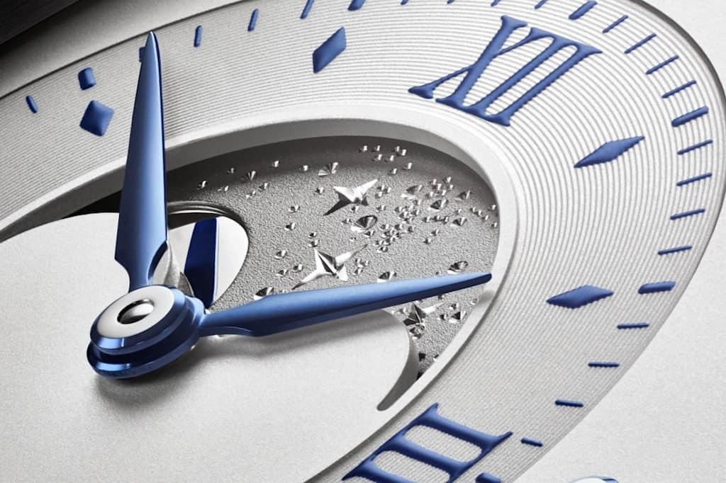 """A. Lange & Söhne presentó de una edición limitada del espectacular Grand Lange 1 Moon Phase """"25th Anniversary"""""""