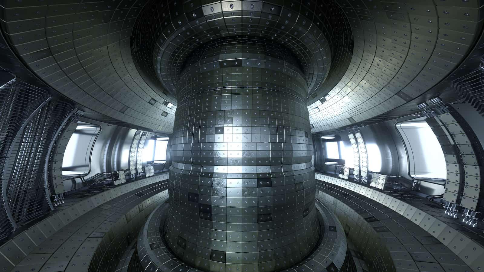 Tokamak, reactor de energía de fusión