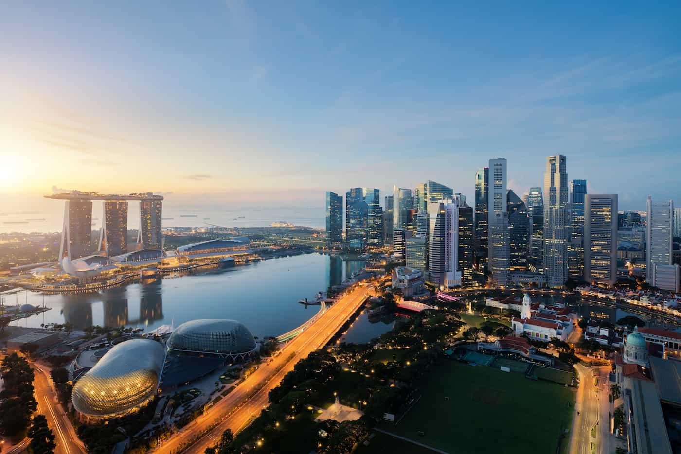 Singapur, una de las mejores ciudades del mundo para compras de lujo.