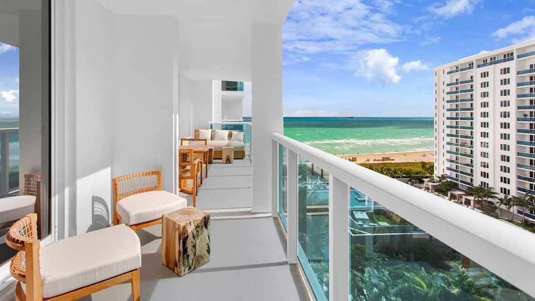 Azure, Miami, Florida.