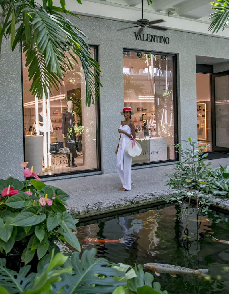 Bal Harbour Village en Miami Beach, un paraíso tropical para festejar a mamá