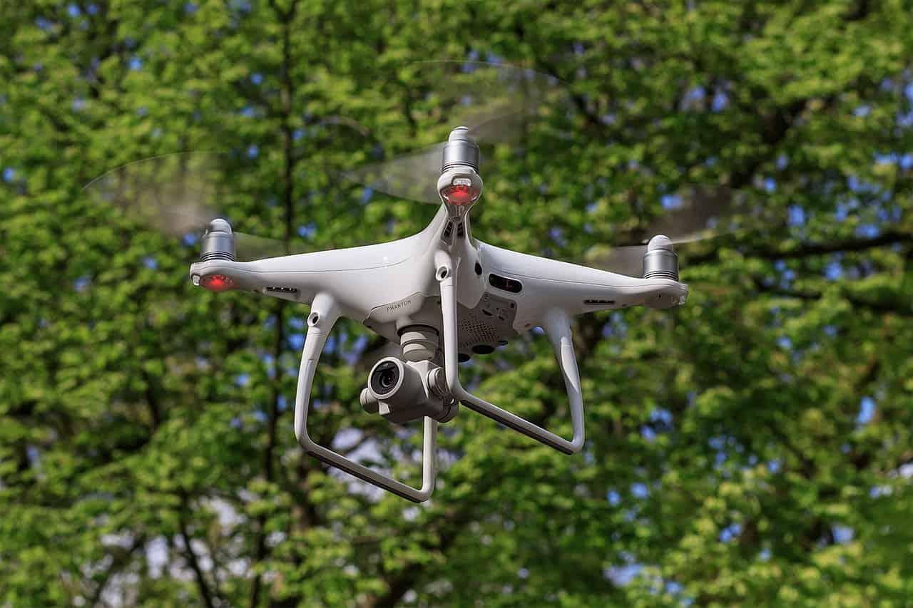 Estados Unidos alerta a su población que los drones con cámara fabricados en China se podrían estar usando para espiar y compartir sus datos en secreto con el gigante asiático