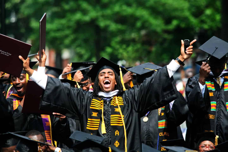 Graduación Morehouse College