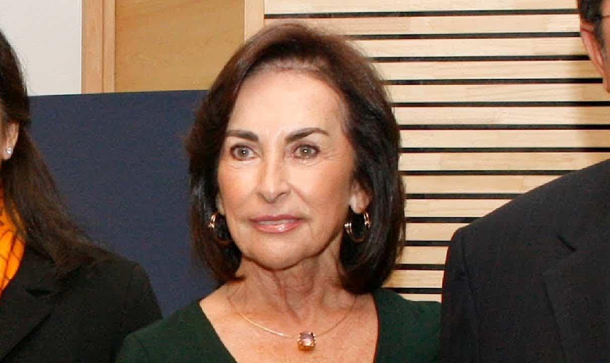 Iris Fontbona, entró en #11 de la las mujeres más ricas del mundo.