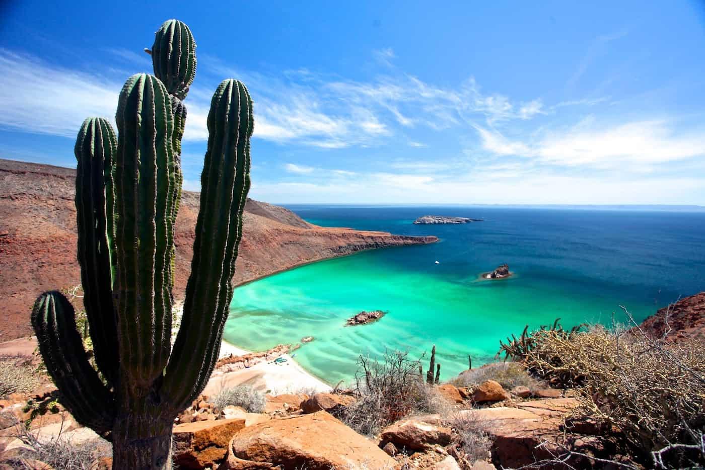 Islas mexicanas: Espíritu Santo