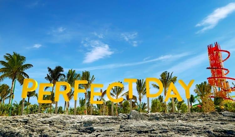 """""""Perfect Day at CocoCay"""", la paradisíaca isla privada en las Bahamas de Royal Caribbean"""