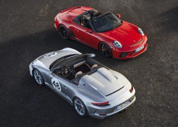 Porsche 911 Speedster entra en producción