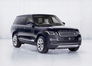 SUV de lujo Range Rover Astronaut Edition