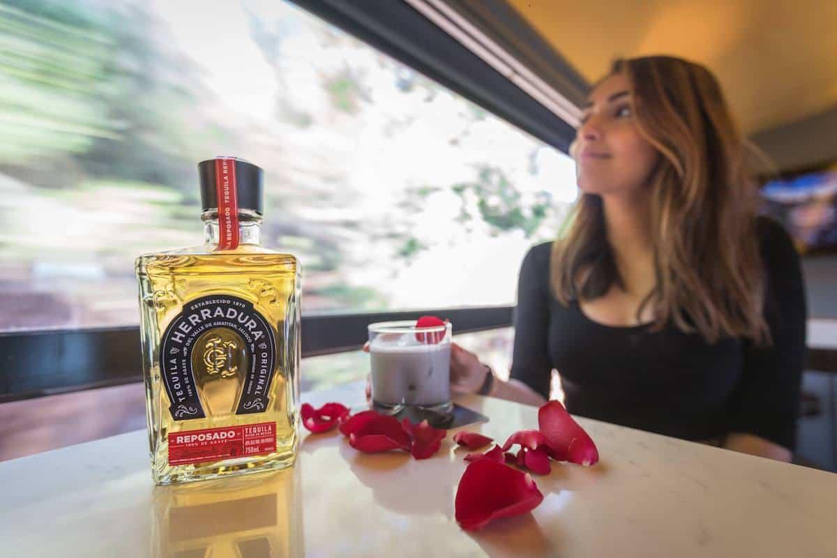 Tren de lujo Tequila Herradura Express