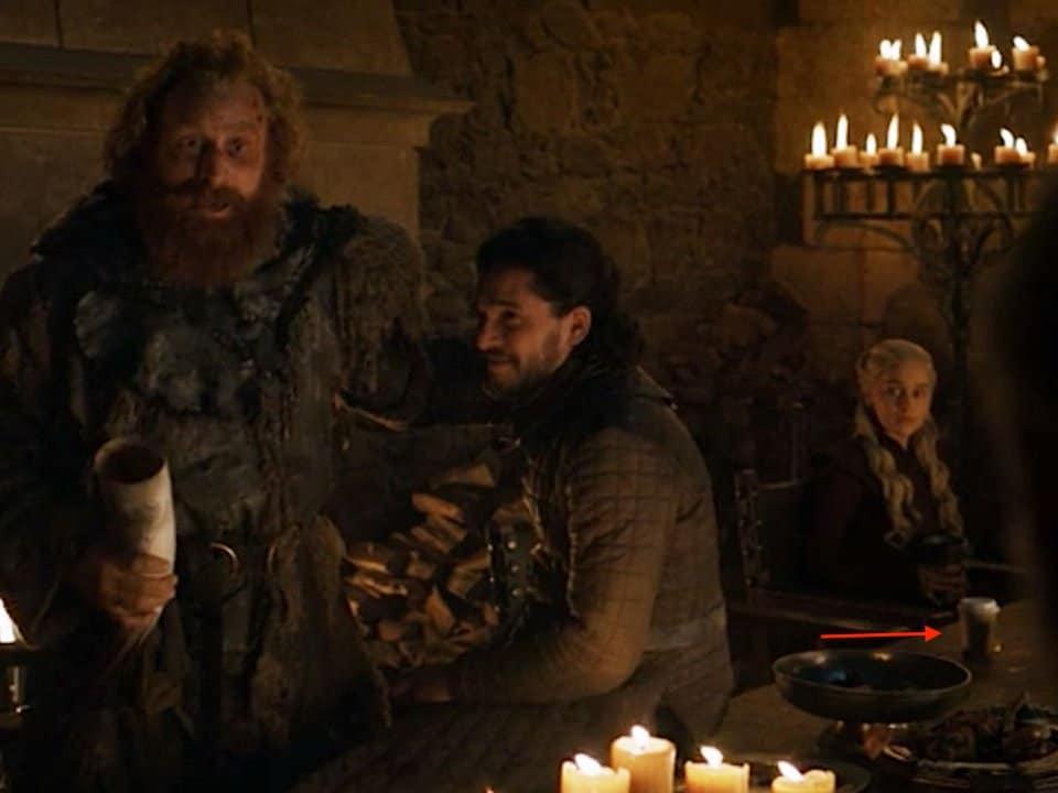 Vaso reutilizable Starbucks en Game of Thrones le da $2,3 mil millones en publicidad gratuita a la gigantesca cadena de café