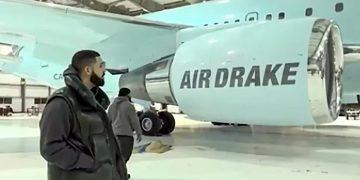 Avión privado Boeing 767 - 'Air Drake'