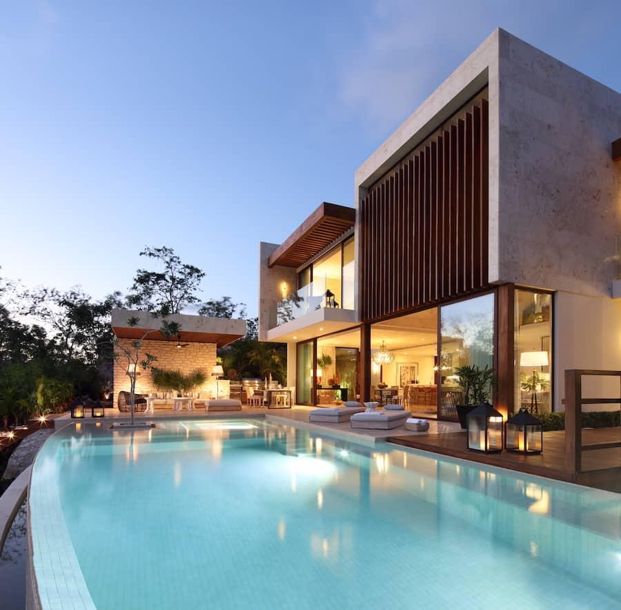 Hospedaje y dominios Inspirato: Villa Coral