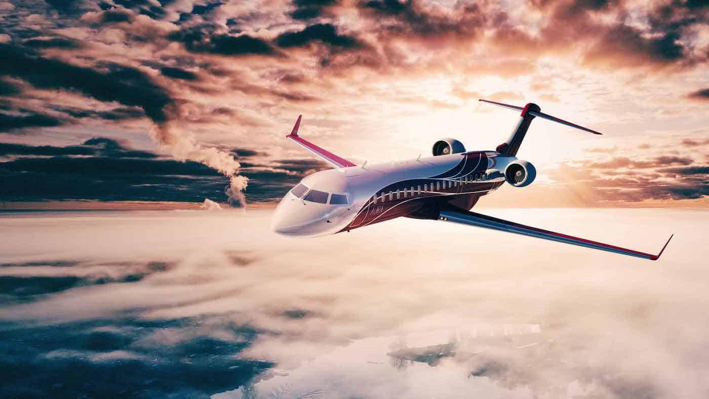 Esta línea aérea tipo club privado promete a sus miembros vuelos de primera clase a precios ridículamente baratos