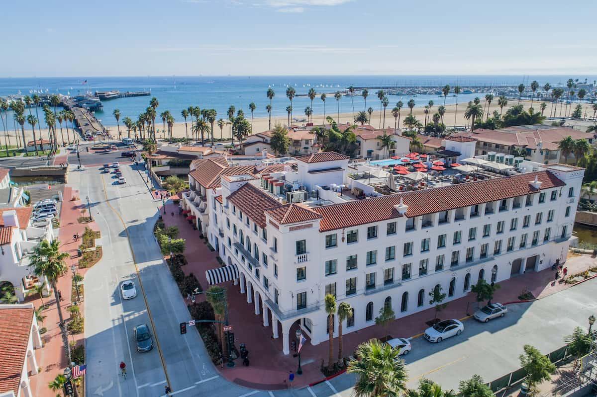 Nuevo hotel de lujo en la Riviera American, situado en el corazón de Santa Bárbara