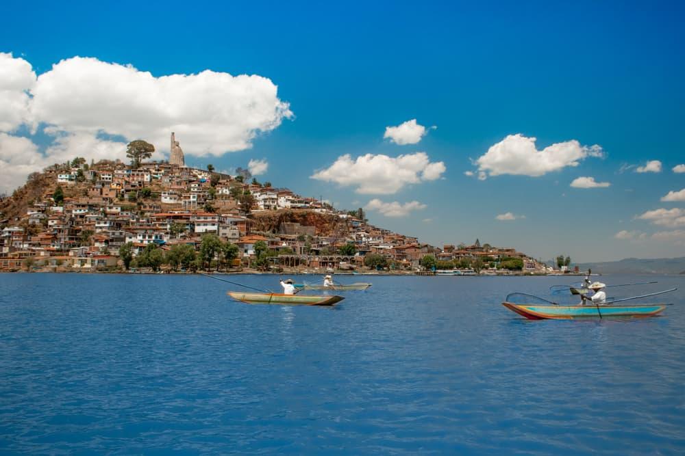 Islas mexicanas: Isla de Janitzio