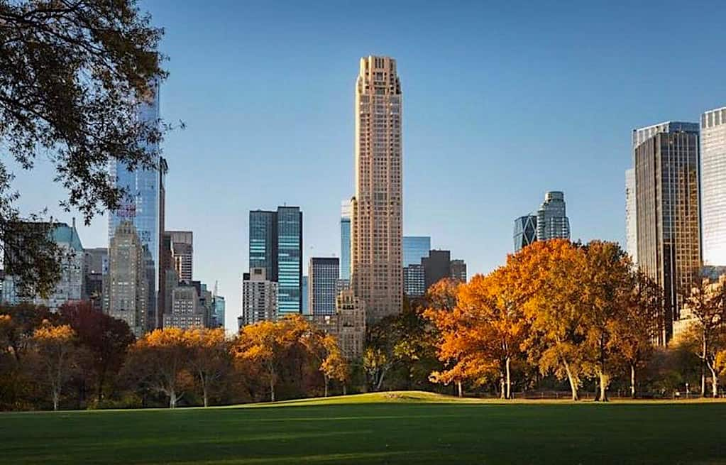 220 Central Park South, Manhattan
