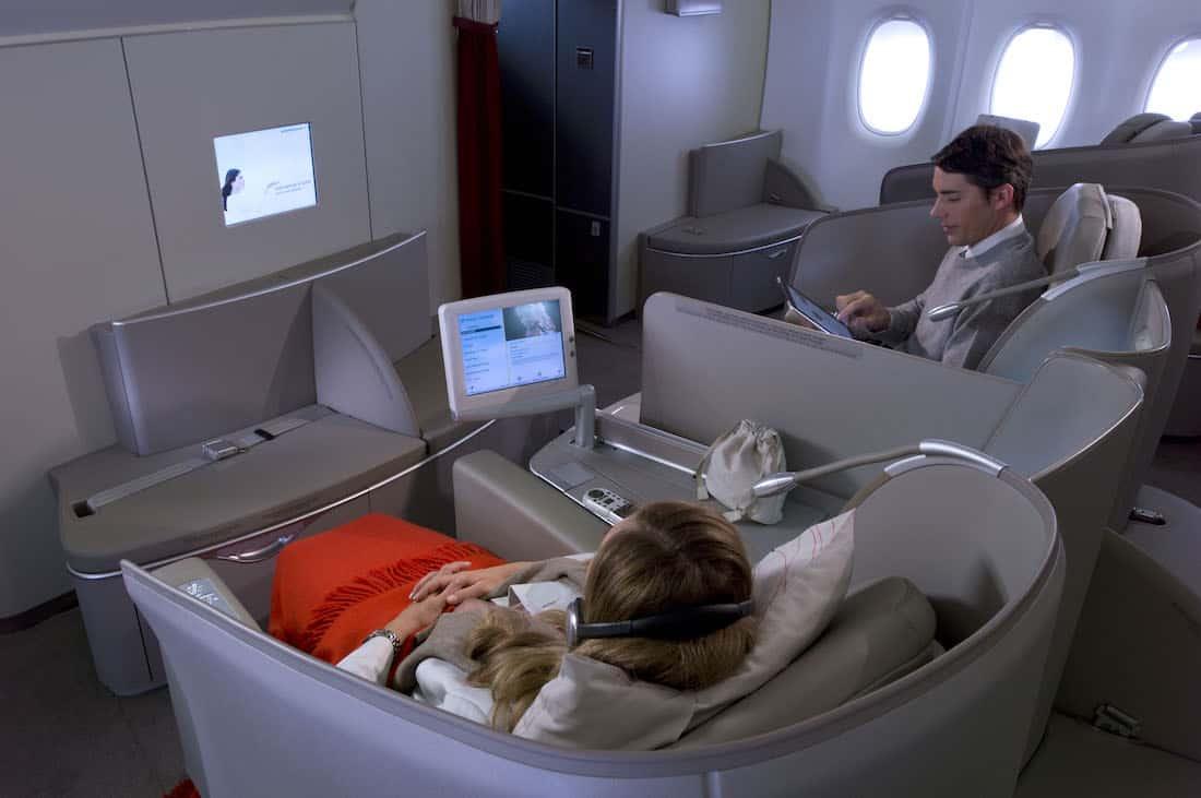 """Air France recibe tres premios por su servicio de primera clase """"La Première"""""""