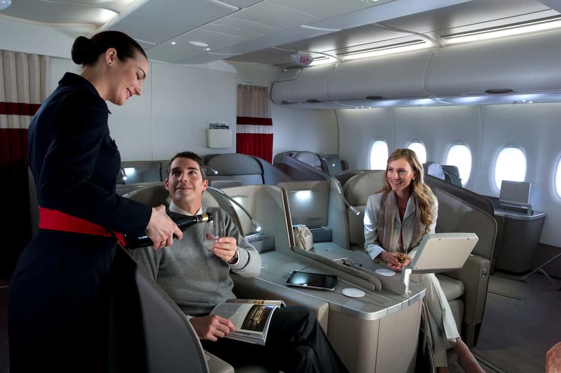 """Air France recibe tres premios SkyTrax 2019 por su servicio de primera clase """"La Première"""""""