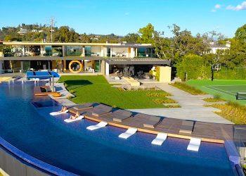 Jeque árabe no identificado pagó $52,2 millones en por dos casas de lujo en los Los Ángeles