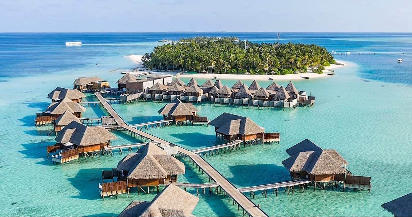 ¡Un restaurante y una suite bajo el mar en un solo lugar! Entre las muchas cosas que el Conrad Maldives Rangali en islas Maldivas te ofrece