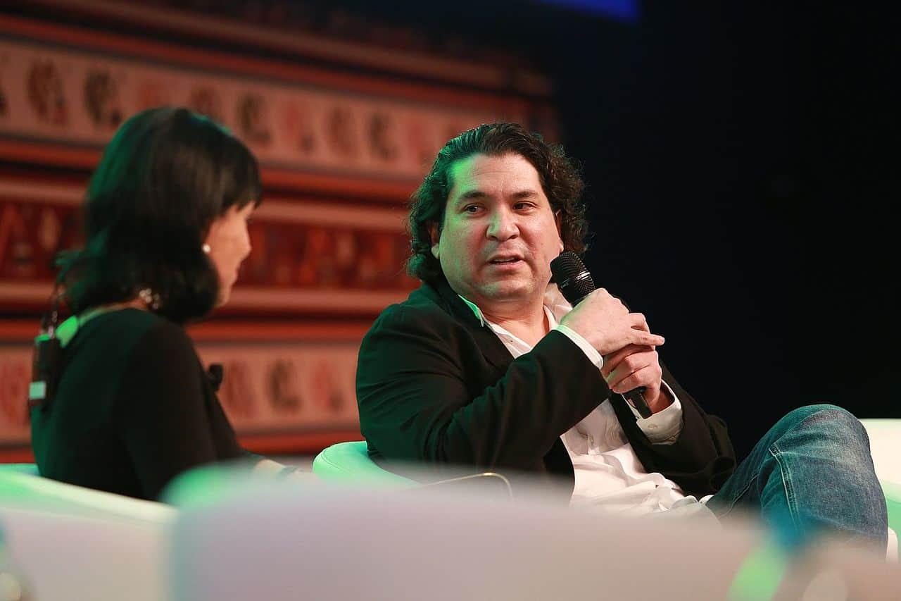Famoso chef peruano Gastón Acurio
