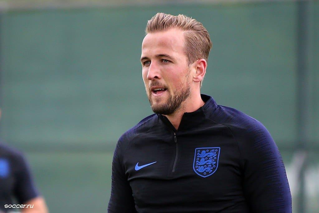 Harry Kane, juega para el Tottenham Hotspur y es uno de los futbolistas más valiosos del mundo 2019