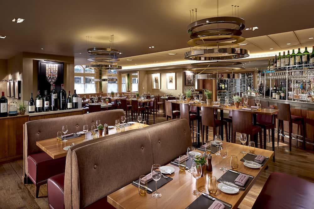 El restaurante del Mandarin Oriental Hyde Park, Londres