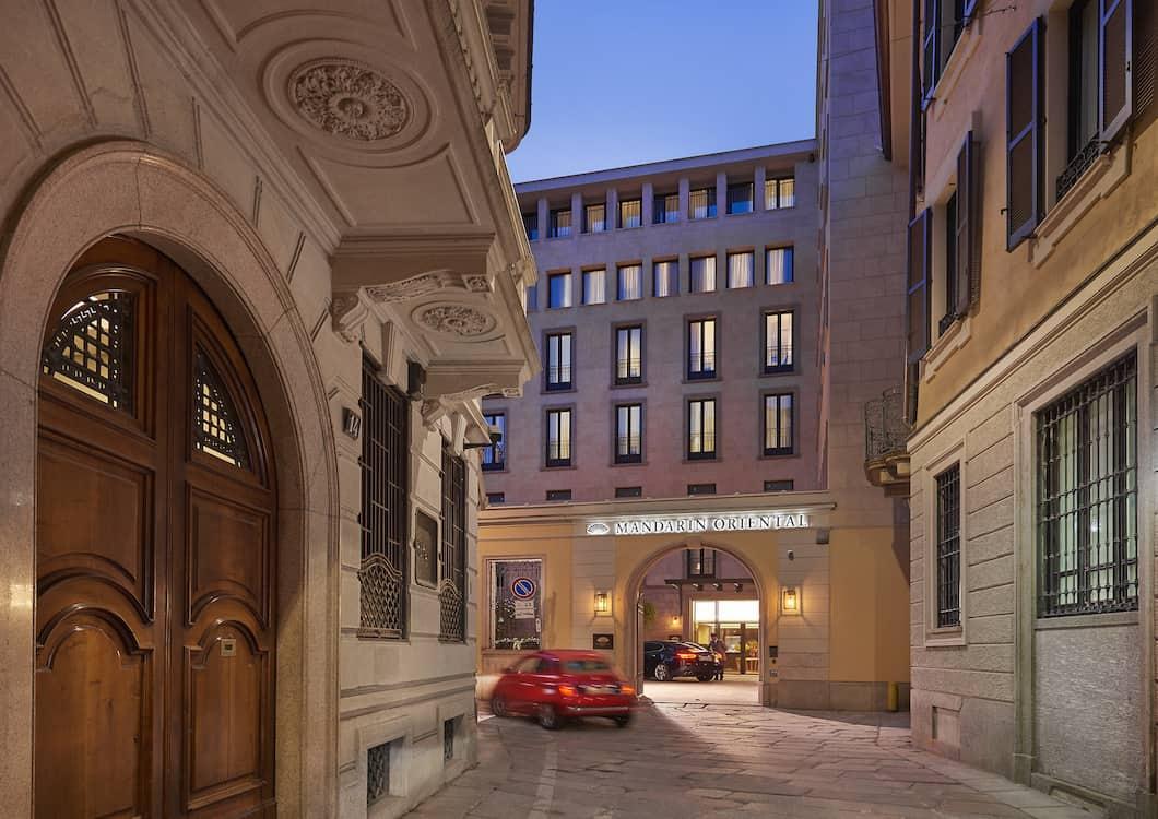 Descubre los encantos del norte de Italia con Mandarin Oriental, Milan