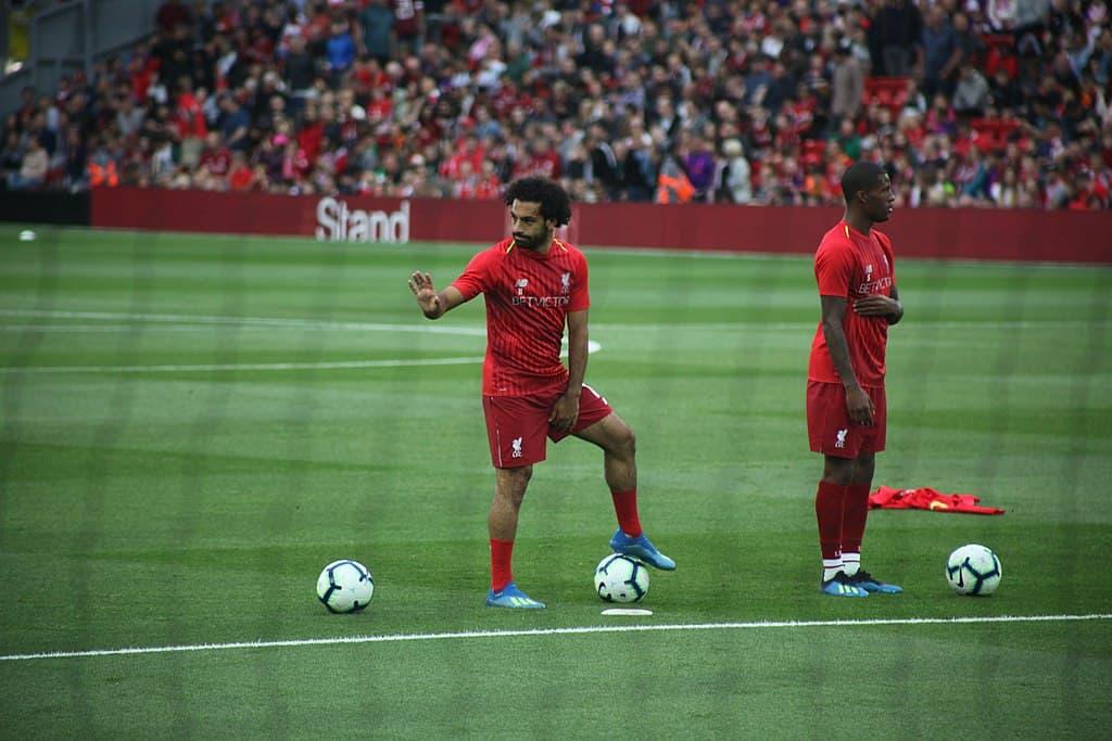 Mohamed Salah, saltó varios puestos en el ranking de los futbolistas más valiosos del mundo 2019