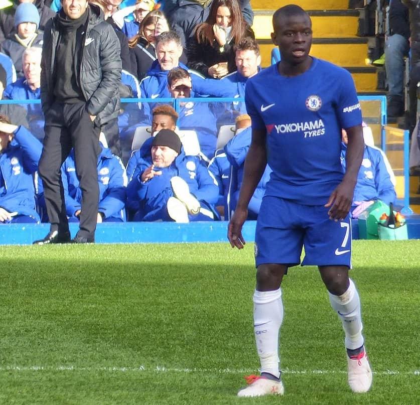 N'Golo Kante, el delantero del Chelsea es uno de los futbolistas más valiosos del mundo en 2019