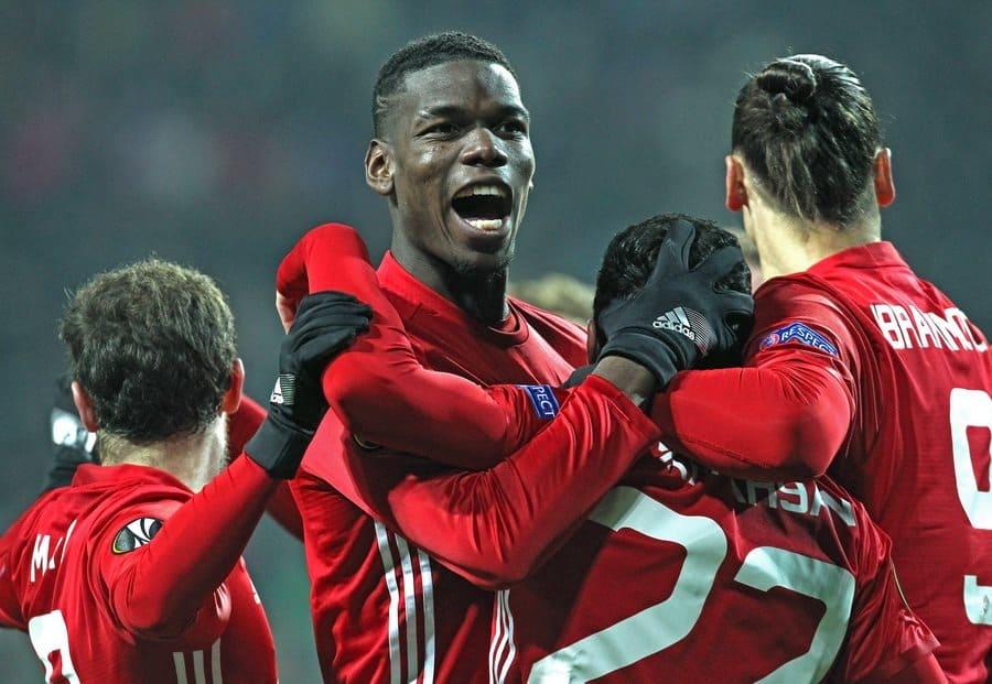Paul Pogba: El medio centro del ManU es uno de los futbolistas más valiosos del mundo en 2019.