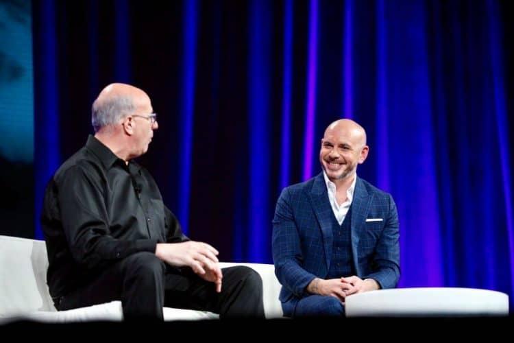Pitbull en eMerge Americas