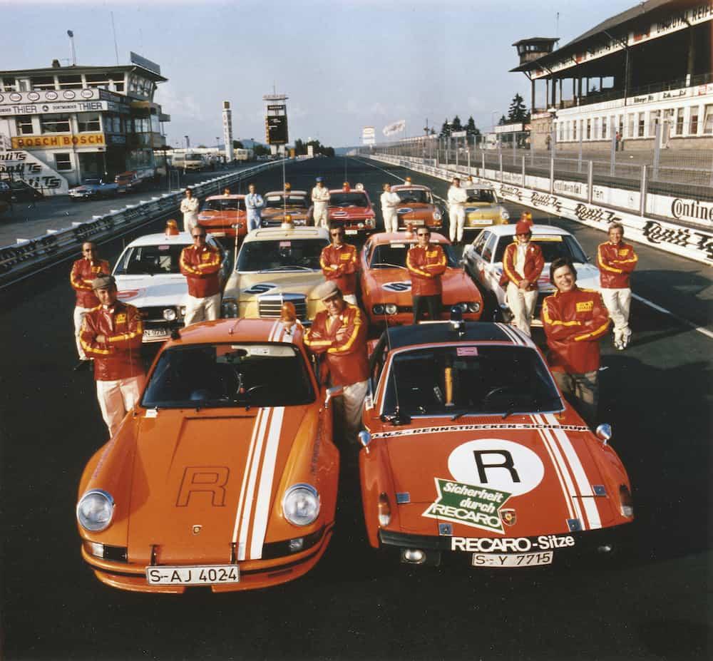 Porsche celebra cincuenta años de sus autos deportivos 914