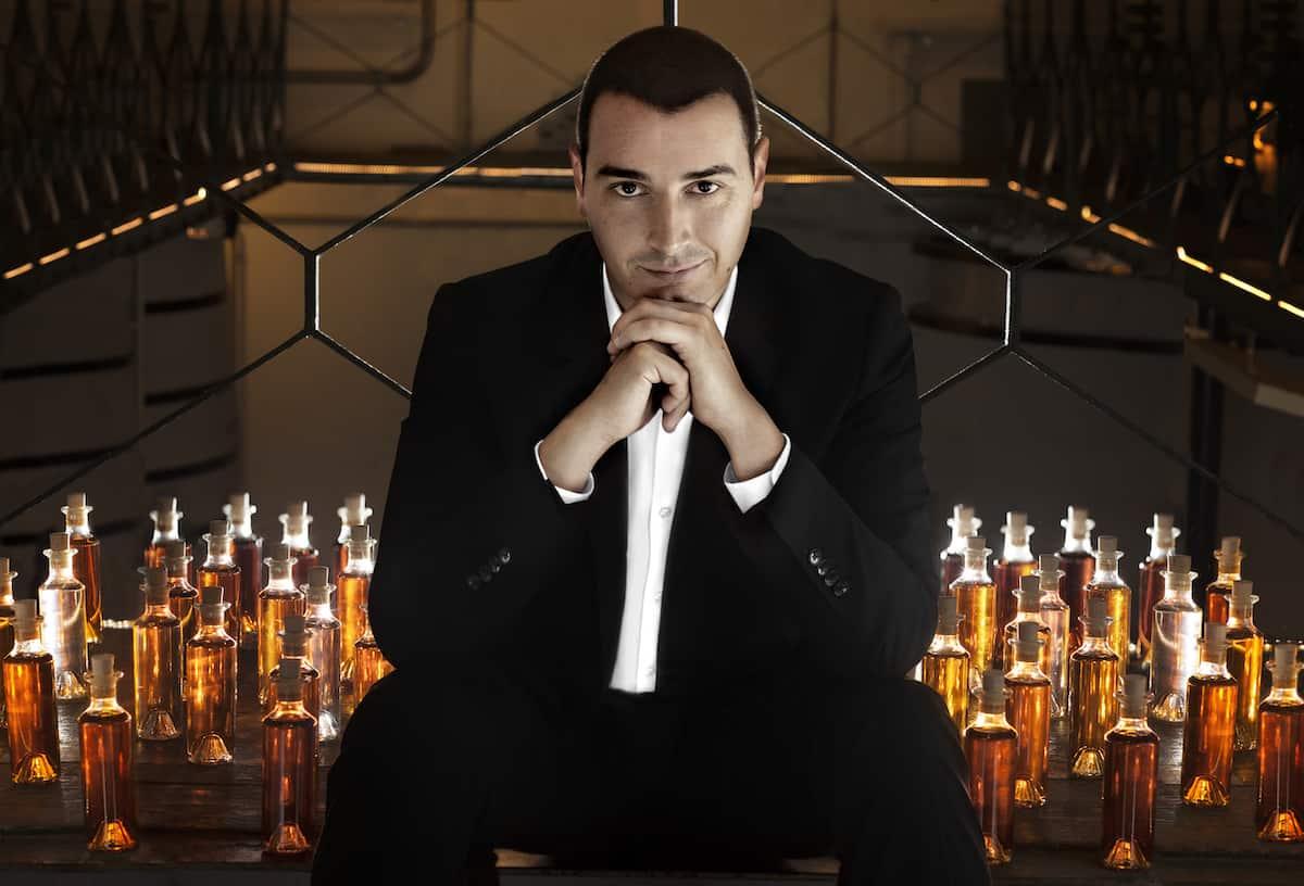 Baptiste Loiseau, el Maestro de Cava que resguarda 300 años de historia del cognac LOUIS XIII