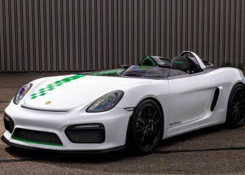 Porsche presenta el Boxster Bergspyder