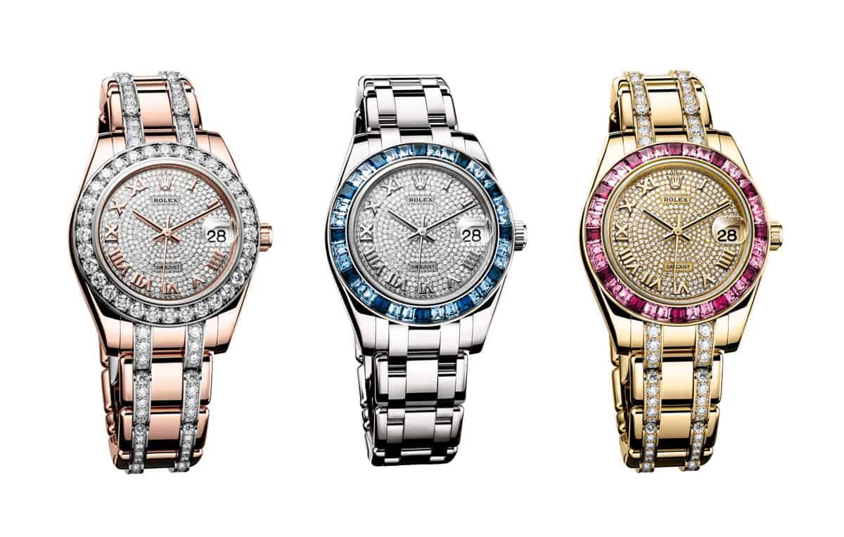 El Espectacular Reloj Rolex Oyster Perpetual Datejust