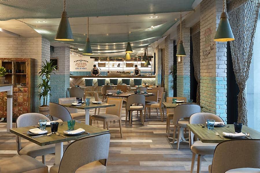 Mandarin Oriental, Ginebra estrena un nuevo restaurante peruano del famoso chef Gastón Acurio