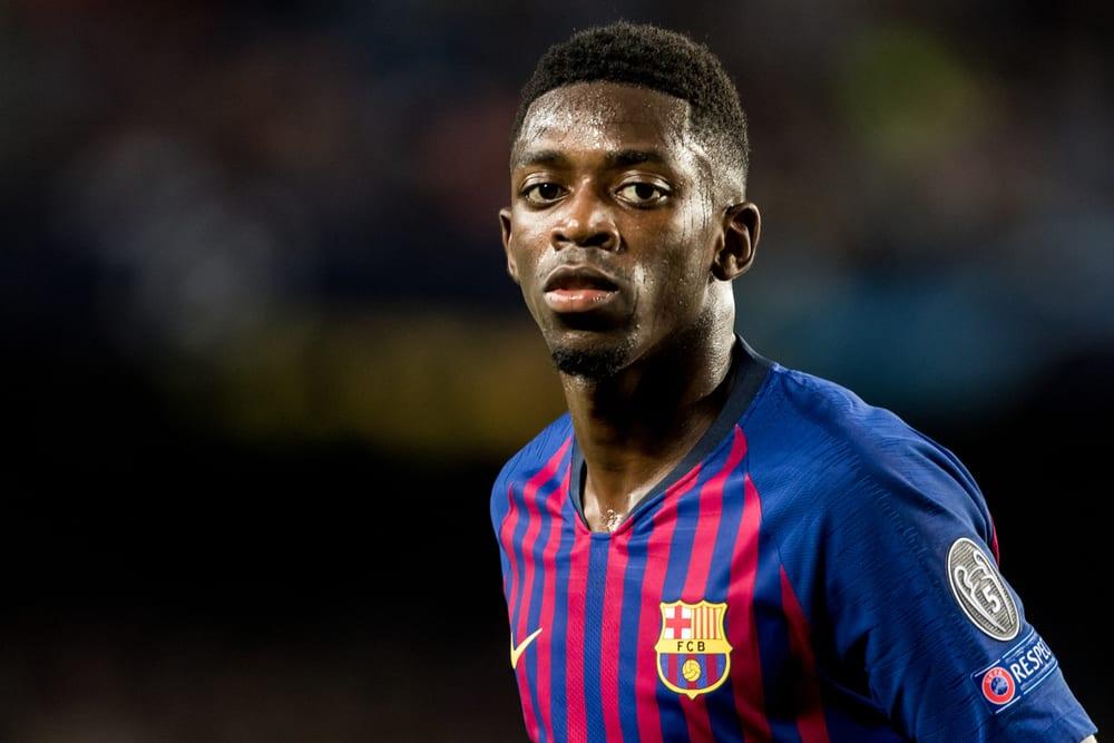 Ousmane Dembélé, el joven delantero del Barca entra en el ranking de los futbolistas más valiosos del mundo en 2019