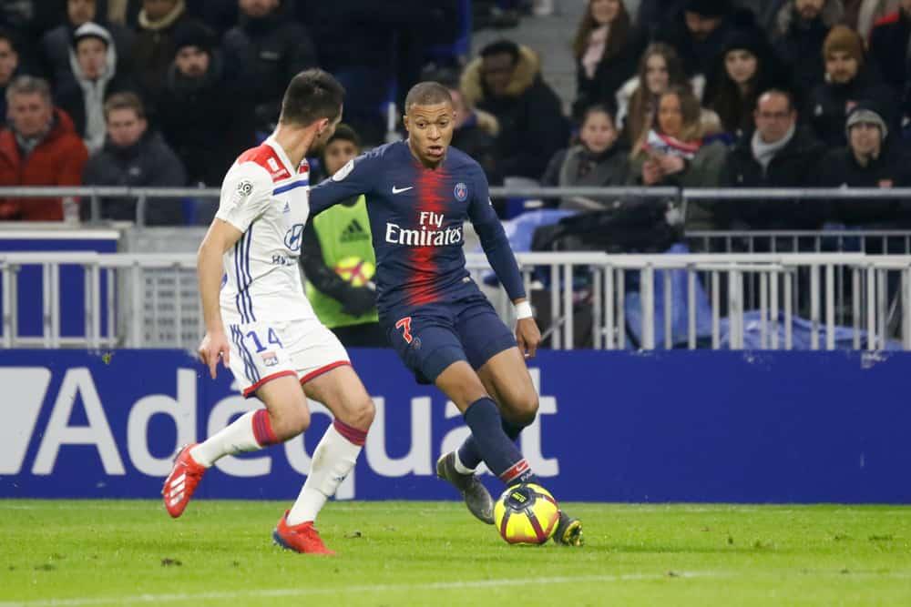 Kylian Mbappé: El futbolista más valioso del mundo en 2019