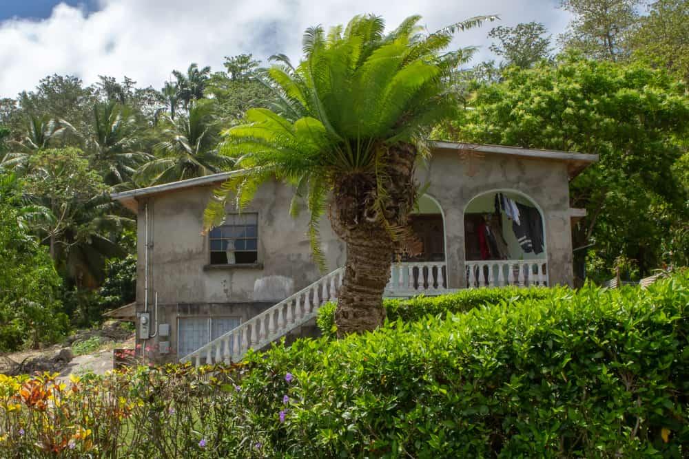 Casa de la abuela de Rihanna