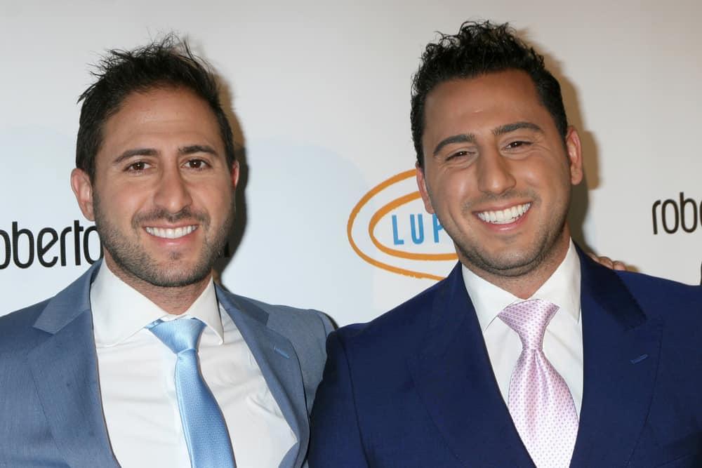 Josh Altman y su hermano, Matt Altman