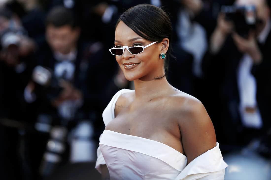 Rihanna es oficialmente ahora la cantante más rica del mundo | Forbes