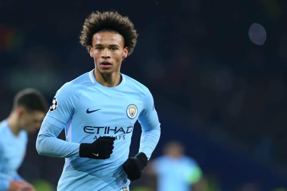 Leroy Sané, es uno de los jóvenes futbolistas de la Premier League más valioso del mundo