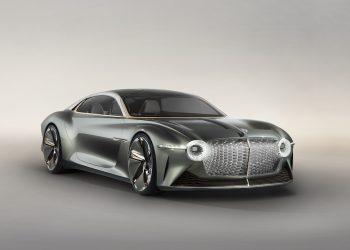 Bentley presenta el concepto eléctrico de lujo EXP 100 GT, el futuro de sus coches