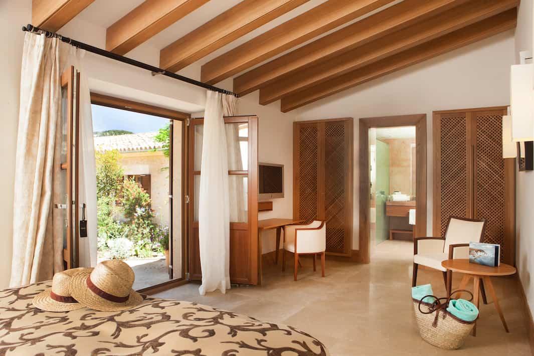 Castell son Claret inaugura tres magníficas pool suites
