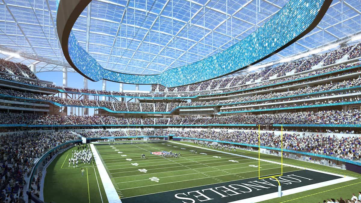 Estadio de Los Ángeles