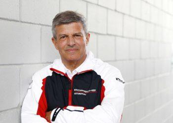 Fritz Enzinger, Vicepresidente de Porsche Motorsport.